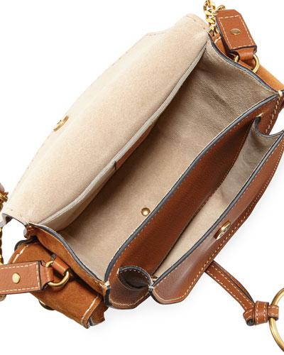chloe jodie small camera bag