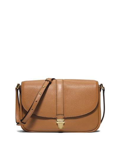 Charlton Large Crossbody Bag, Acorn