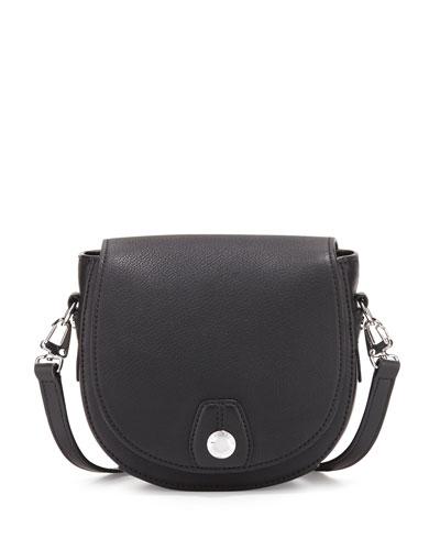 Mini Flight Saddle Bag, Black