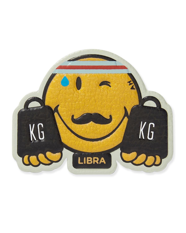 Zodiac Libra Sticker for Handbag