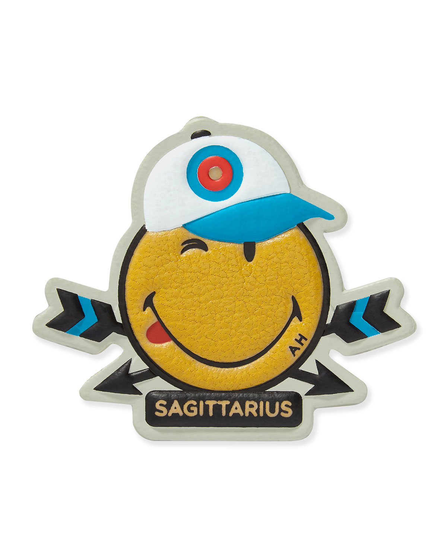 Zodiac Sagittarius Sticker for Handbag