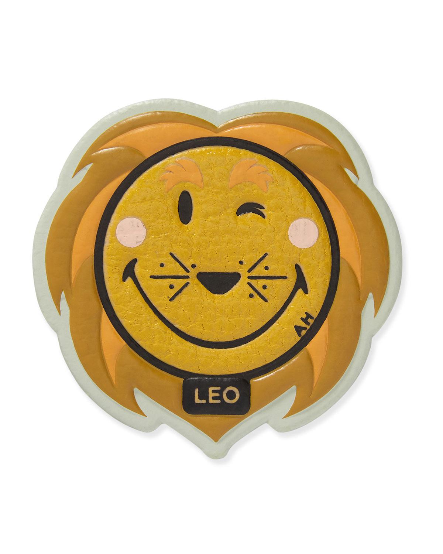 Zodiac Leo Sticker for Handbag