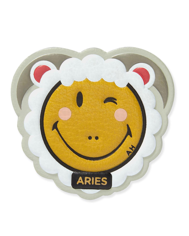 Zodiac Aries Sticker for Handbag