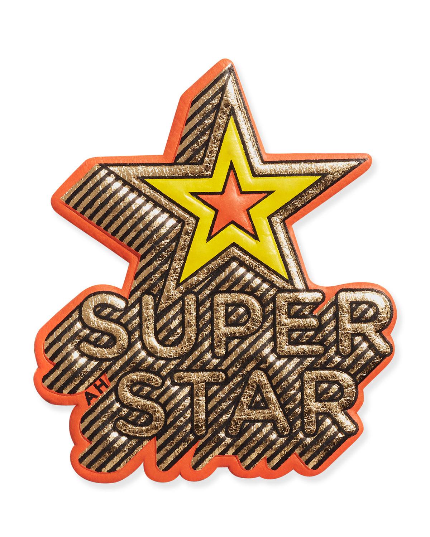 Super Star Sticker for Handbag
