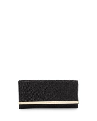 Milla Large Day Clutch Bag, Black
