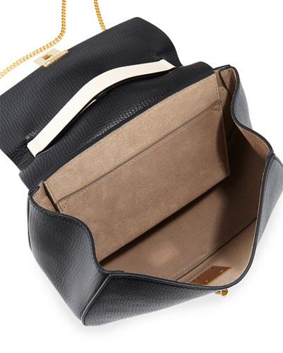 clhoe bag - White Flap Top Handbag | Neiman Marcus | White Flap Top Purse