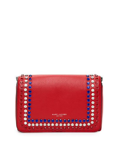 Pretty Young Thing Shoulder Bag, Brilliant Red