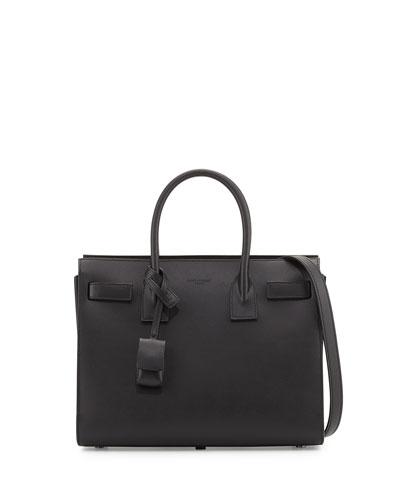 Sac de Jour Baby Satchel Bag, Black