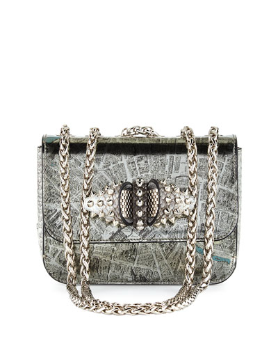 Sweet Charity Baby Shoulder Bag, Silver
