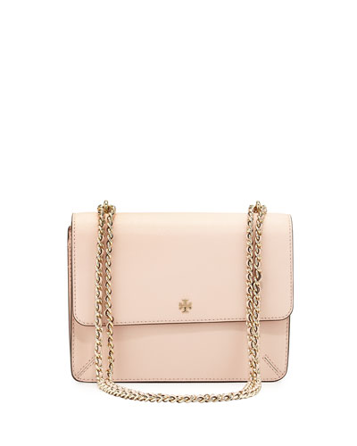 Robinson Convertible Shoulder Bag, Pale Apricot