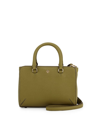 Robinson Micro Zip-Top Tote Bag, Olive