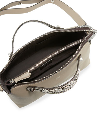 yvessaintlaurent handbags - Gray Satchel Bag | Neiman Marcus
