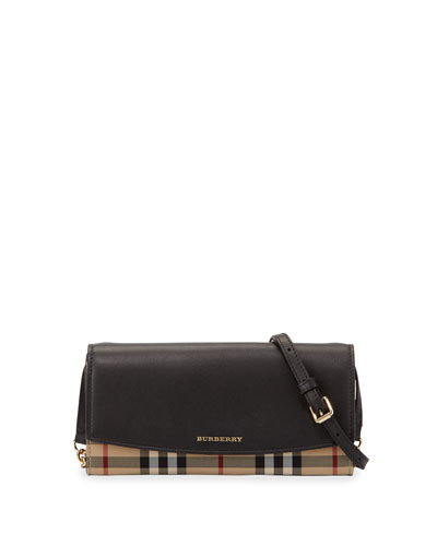 Horseferry Henley Crossbody Bag, Black