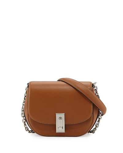 West End The Jane Saddle Bag, Maple Tan