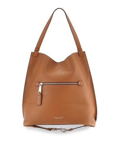 The Waverly Large Hobo Bag, Camel