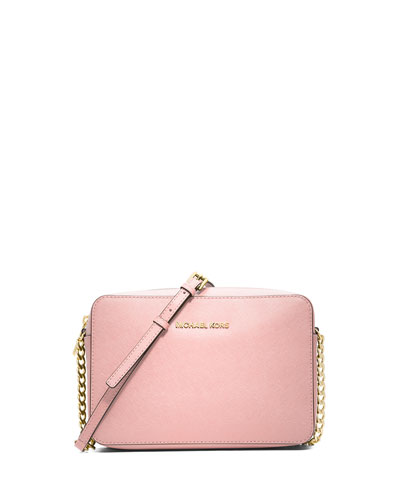 Jet Set Travel Large Crossbody Bag, Blossom