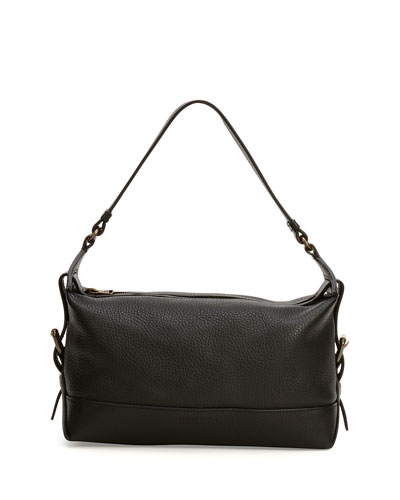 Granada Small Hobo Bag, Black