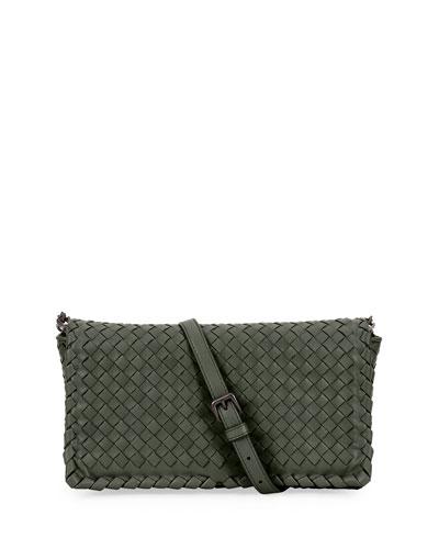 cfead6dab2 Shoulder Strap Clutch Handbag | Neiman Marcus