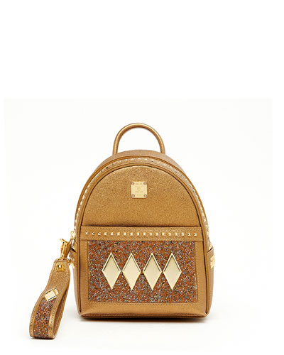 Stark Kristal X-Mini Embellished Backpack