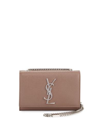 Kate Monogram Small Shoulder Bag, Blush