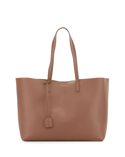 Large Shopping Tote Bag, Pale Blush