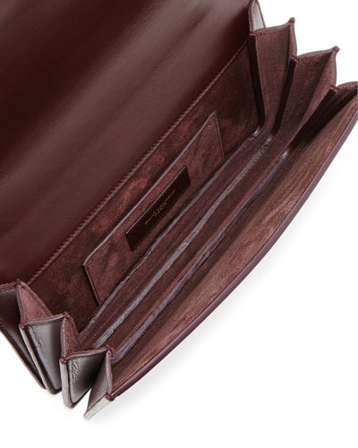 chanel mini flap bag replica - Leather Monogram Handbag | Neiman Marcus | Leather Monogram Purse