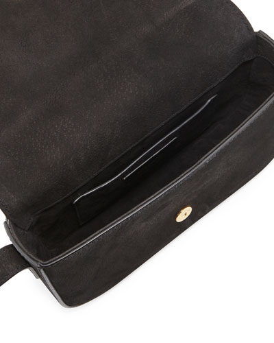 ysl black clutch bag - yves saint laurent monogram small dylan suede serpent shoulder bag ...