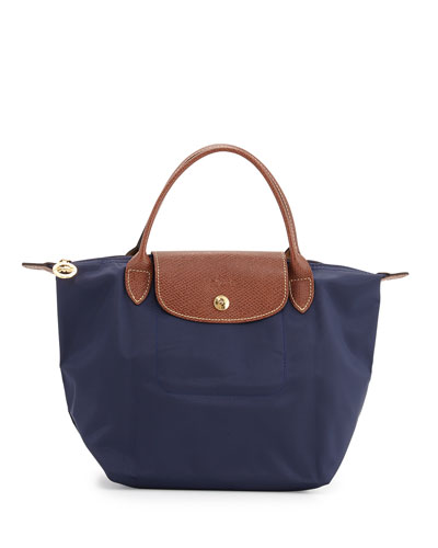 Le Pliage Small Handbag, New Navy