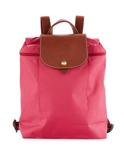Le Pliage Nylon Backpack, Pink