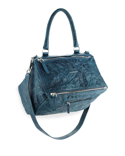 Pandora Medium Pepe Leather Shoulder Bag