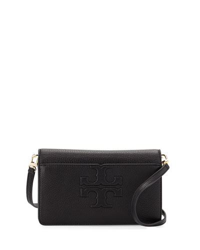 Bombé-T Small Crossbody Bag, Black