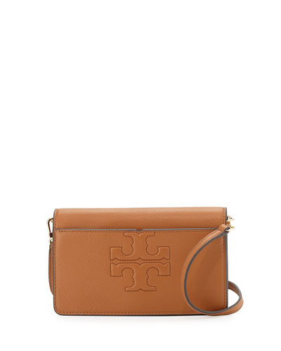 Bombé-T Small Crossbody Bag, Bark
