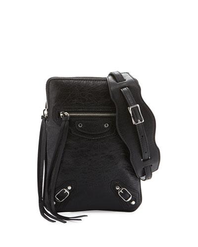 Classic Phone Holder Bag, Black