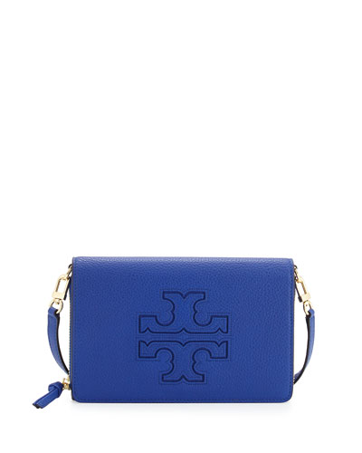 Harper Flat Wallet Crossbody Bag, Macaw