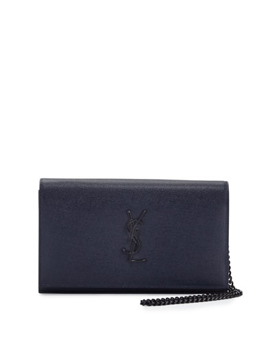 Monogram Medium Wallet-on-Chain Bag, Marine
