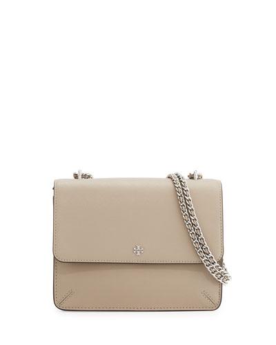 Robinson Convertible Shoulder Bag, French Gray