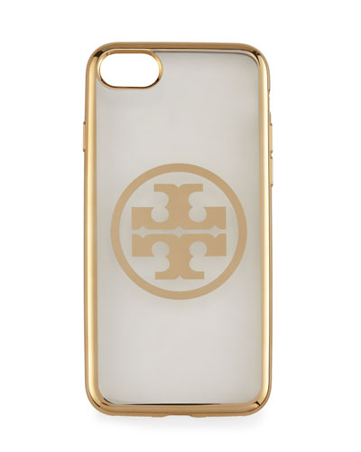 Metallic Soft iPhone 7 Case, Gold
