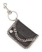 Falabella Bag Keychain, Black