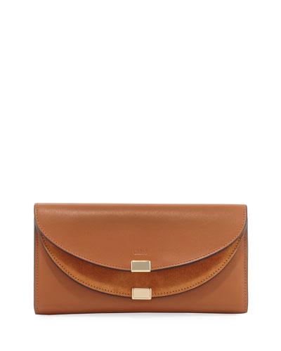Georgia Smooth Leather Wallet