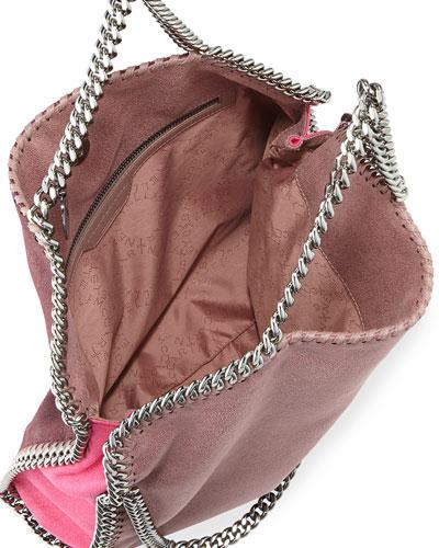 Monogram Small Baby Leather Clutch Bag Rosa Multi Iv Sen