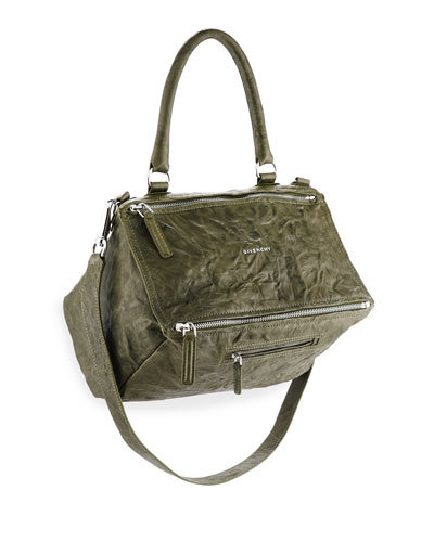 Pandora Medium Old Pepe Shoulder Bag