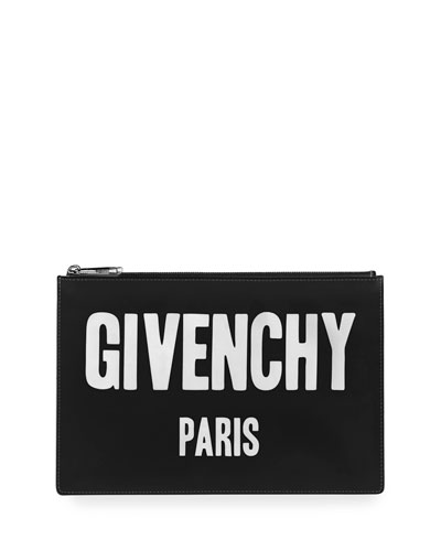 Givenchy Medium Pouch, Black