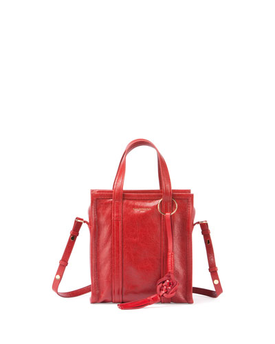 Bazar Chinese New Year Extra-Small Tote Bag, Red (Rouge Groseille)