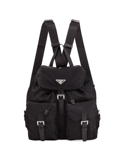 Vela Large Two-Pocket Backpack