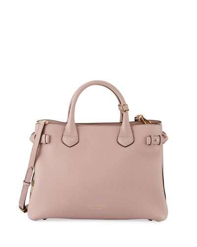 cab8947ecfc Quick Look. Burberry · Banner House Check Derby Tote Bag, Pink