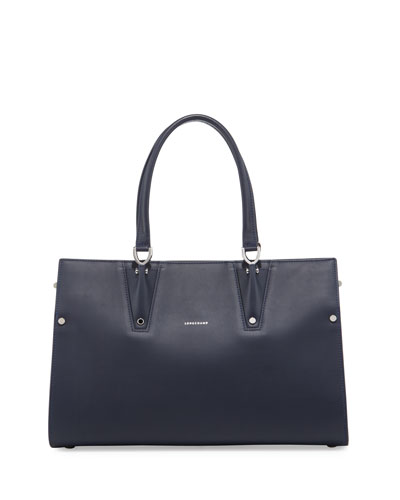 Paris Premier Large Tote Bag, Blue