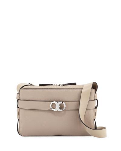 Gemini Leather Camera Bag