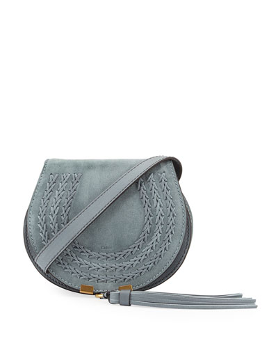 e59c6968c5 Quick Look. Chloe · Marcie Mini Suede Crossbody Bag