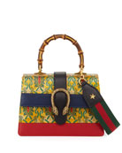 Dionysus Medium Tokyo-Print Top-Handle Satchel Bag, Multi