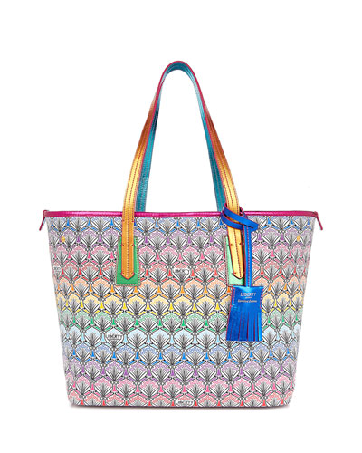 Little Marlborough Rainbow Tote Bag, Multi